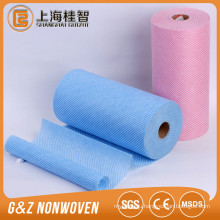 Shouguang Kaixuan nonwoven cleaning cloth/kitchen towel/medical disposable cleaning wipe